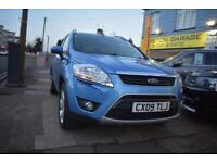 2009 09 FORD KUGA 2.0TDCi 4x4 ZETEC GOOD AND BAD CREDIT CAR FINANCE AVAILABLE