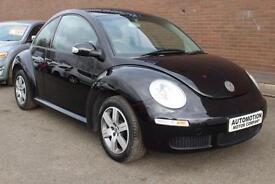 Volkswagen Beetle 1.6 2006MY Luna Black 87,000 miles £2195