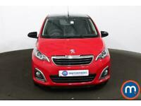 2020 Peugeot 108 1.0 72 Allure 5dr Hatchback Petrol Manual