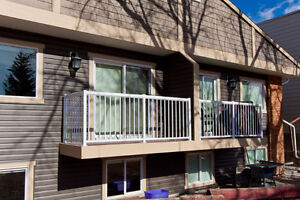 RENOVATED 3-BEDROOM SUITE IN BOWNESS