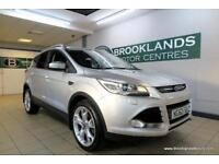 Ford Kuga Titanium X 2.0 TDCi 163 AWD [4X SERVICES, LEATHER, PANORAMIC ROOF and