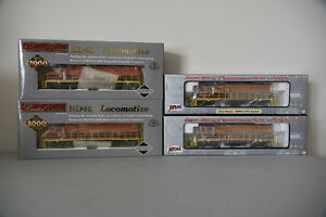 HO Model Trains ( Locomotives and Rolling Stock )