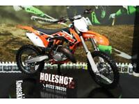 2015 KTM SX 150 MOTOCROSS BIKE, KTM RACING EXHAUST