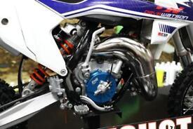 KTM SX 65 Motocross bike EHR CLUTCH COVER