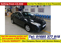 2010 - 10 - RENAULT MEGANE SPORT TOURER 1.5DCI 5 DOOR ESTATE (GUIDE PRICE)