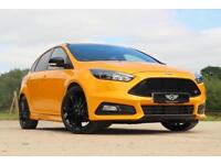 2017 Ford Focus 2.0 T EcoBoost ST-3 (s/s) 5dr