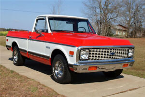 WANTED - HOOD for 1969 to 1972 Chevy C10