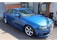 Audi A4 TDI S LINE-1 PRIVATE OWNER