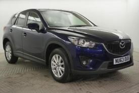 2013 Mazda CX-5 D SE-L NAV Diesel blue Manual