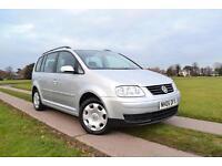 2005 Volkswagen Touran 2.0 FSI SE 7 Seater £91 A Month £0 Deposit