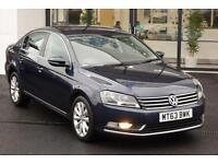2013 Volkswagen Passat 1.6 TDI BlueMotion Tech Highline Plus 4dr