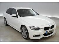 BMW 3 Series 320d xDrive M Sport 4dr Step Auto [Prof Media]