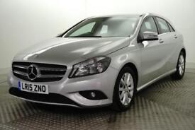2015 Mercedes-Benz A Class A180 CDI ECO SE Diesel silver Manual