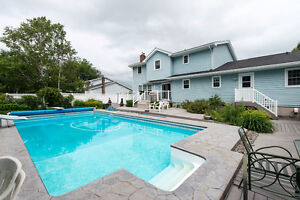 13 Sprucewood Ave, Rothesay ~ In-ground Pool