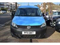 2011 11 VOLKSWAGEN CADDY MAXI TDI 102 GOOD AND BAD CREDIT CAR FINANCE AVAILABLE