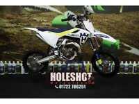 Husqvarna TC 65 Motocross bike