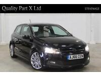 2017 Volkswagen Polo 1.4 TSI BlueMotion Tech ACT BlueGT (s/s) 3dr
