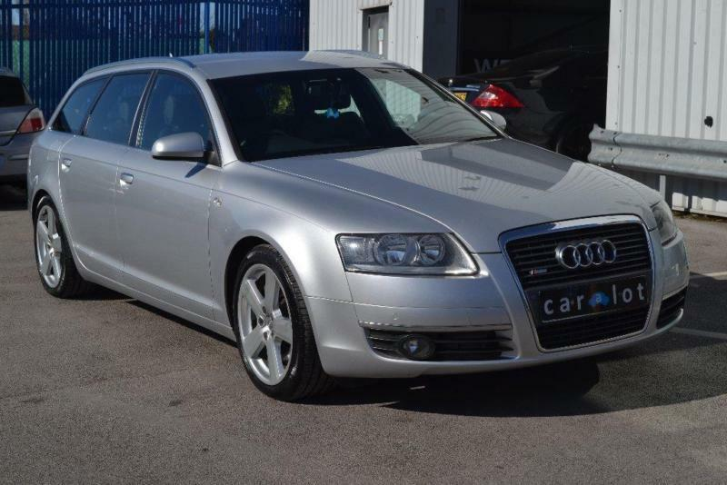 2006 audi a6 avant 3 0 tdi s line quattro 5dr in spondon. Black Bedroom Furniture Sets. Home Design Ideas