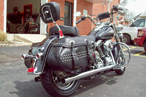 2012 Harley Davidson Heritage Softail Classic, Extras