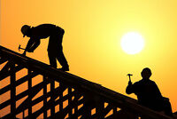 Professional quality roofer for everyone's budget