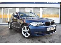 2010 10 BMW 123d SE AUTO COUPE SAT NAV GOOD AND BAD CREDIT CAR FINANCE AVAILABLE