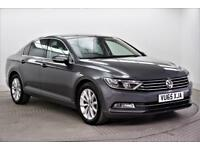 2015 Volkswagen Passat SE BUSINESS TDI BLUEMOTION TECHNOLOGY Diesel grey Manual