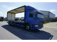 DAF TRUCKS FA CF65.250 4X2 CURTAINSIDE TRUCK WITH AIR CONDITIONING FITTED