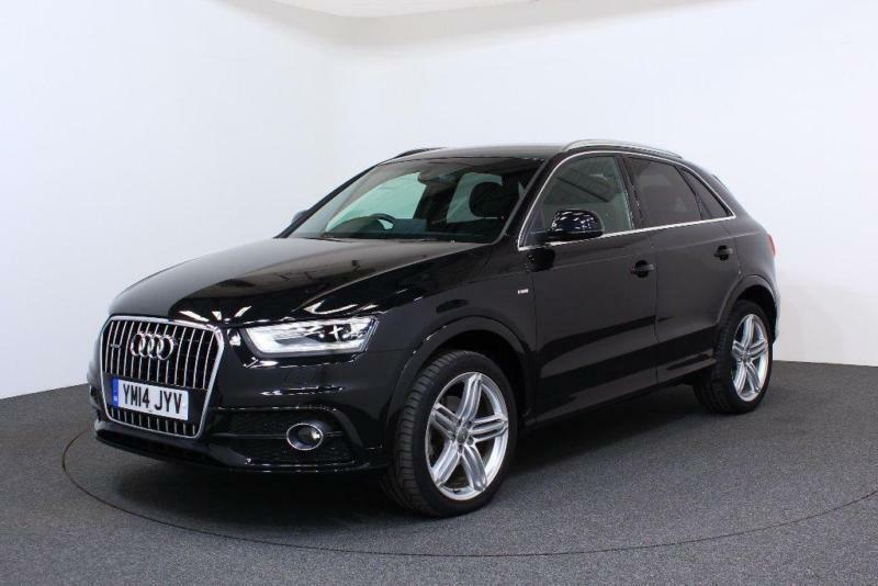 2014 audi q3 2 0 tdi s line plus s tronic quattro 5dr in sheffield south yorkshire gumtree. Black Bedroom Furniture Sets. Home Design Ideas