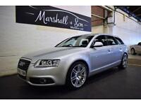 2011 60 AUDI A6 AVANT 2.0 AVANT TDI S LINE SPECIAL EDITION 5D 170 BHP DIESEL