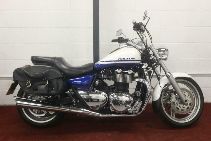 Triumph Thunderbird 1600 ABS ** FSH - 2 Keys - Crash Bars ** | in Market  Harborough, Leicestershire | Gumtree