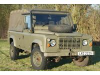 Land Rover Defender 110 Ex MOD Tithonus Soft Top