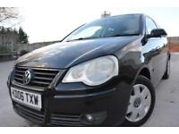 VOLKSWAGEN POLO S 1.2 55 3 DOOR*FULL SERVICE HISTORY*IDEAL FIRST CAR*AIR CON*