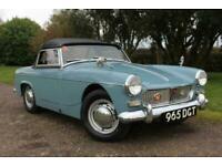 1962 MG Midget Convertible Petrol Manual