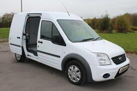 Ford Transit Connect 1.8TDCi ( 90PS ) T230 LWB Trend VAN 10 REG £4995+VAT