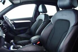 2014 Audi Q3 2.0 TDI S Line S Tronic Quattro 5dr