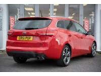 2015 Kia Ceed 1.0T GDi ISG GT-Line 5dr Estate Estate Petrol Manual