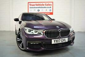 image for BMW 750i 4.4 V8 449Bhp M Sport INDIVIDUAL SPECIAL ORDER CAR ONE OFF