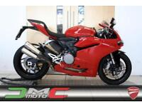2017 Ducati 959 Panigale Red 2,635 Miles 1 Owner Akrapovic | £216 Dep £216 pcm