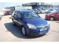 Vauxhall/Opel Astra 1.8i 16v auto 2005.5MY Design
