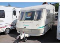 Elddis Gulfstream ex300 1997 2 Berth Caravan £1200