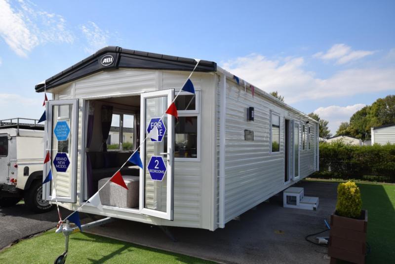 Static Caravan Pevensey Bay Sussex 2 Bedrooms 6 Berth ABI Oakley 2018 Pevensey