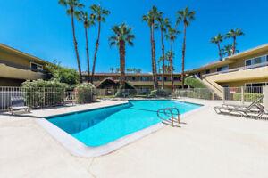 Palm Springs 2 BR Condo
