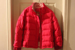Girls Joe Fresh winter jacket