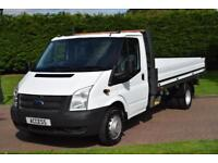 Ford Transit Dropside T350 2.2 tdci 6 speed