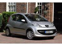 '58' Peugeot 107 1.0 12v Urban Move 3dr A/C ONLY 35,000 MILES