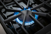 Gas Line Installations -BBQ- Stove - Pool Heater- Best Prices!