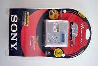 vintage sony walkman mz-500 recording md mini disc $100