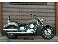 YAMAHA XVS 1100 DRAGSTAR 2005 05 - VIDEO TOURS AVAILABLE - NATIONWIDE DELIVERY