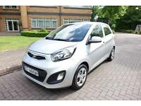 2013 Kia Picanto 1.0 5 dr Left hand drive Lhd French Registered