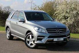 Mercedes ML350 BLUETEC AMG SPORT